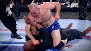 UFC 9 Free Fight: Mark Schultz vs Gary Goodridge (1996)