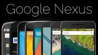 Six years of Nexus: A Google phone history