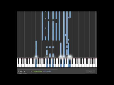 How To Play Strawberry Wine on piano/keyboard