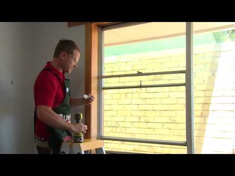 How To Install Indoor Roller Blinds - DIY At Bunnings