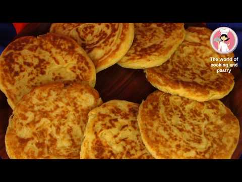 Moroccan bread is soft and easy to prepare