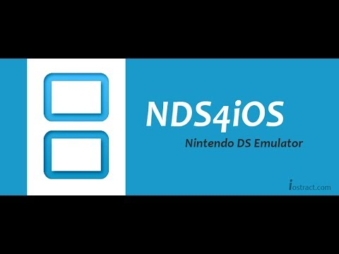 HOW TO PLAY NINTENDO DS GAMES ON IOS | NDS4IOS | (NO COMPUTER) (NO JAILBREAK) | Working 2017