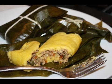 How To Make Pastelles.