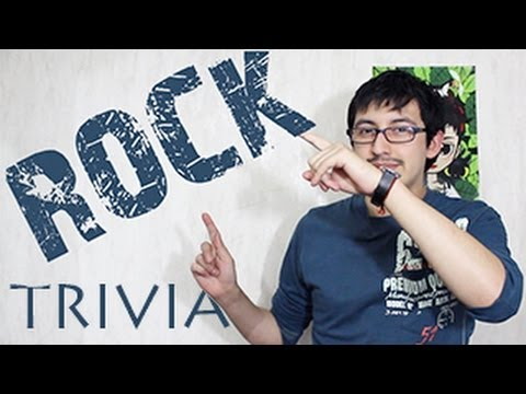 Rock - Trivia Chilenito TV #8