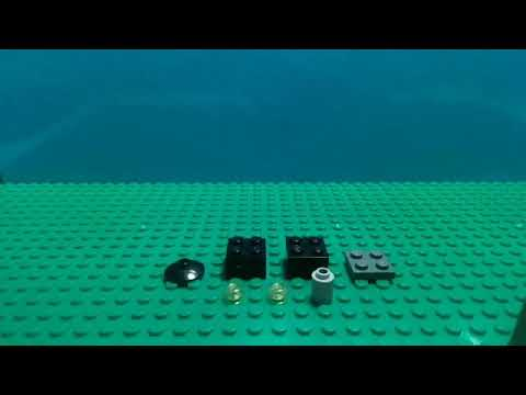 How to build Lego furniture