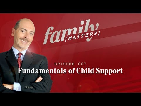 The Fundamentals of Child Support
