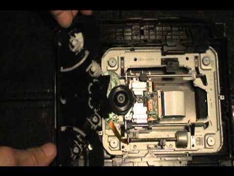 PS3 Blu Ray Drive KES-410A/KEM-410ACA Wont Load Discs/Games Rejected FIX - Proper Reassembly HowTo
