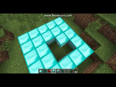 How to make a pyramid for a beacon in Minecraft