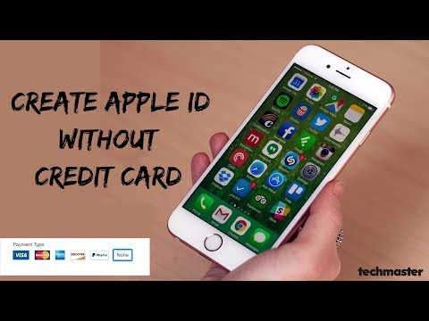 How to Create Apple ID (No Credit Card)