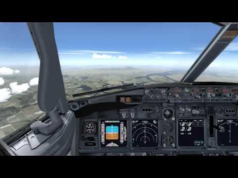 How to Land a 737 (Nervous Passenger Edition) (v2.0)