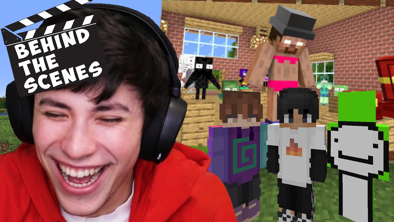 Minecraft, But If You Laugh You Lose REMATCH - Extra Scenes