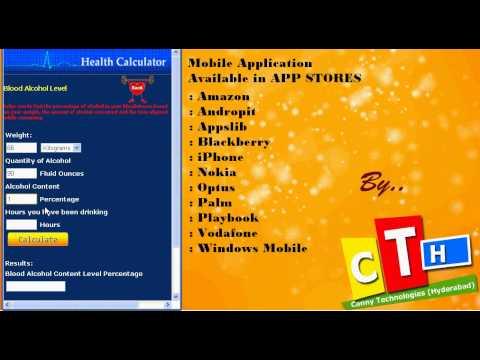 Essential Health Calculator