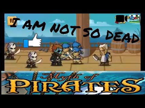 Pirates Myth - I AM NOT SO DEAD GRRRRRRR