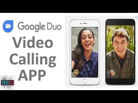 Google Duo : Video Calling App