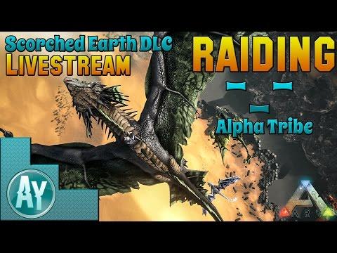 Ark: Scorched Earth Raid! Wyvern Slaying!