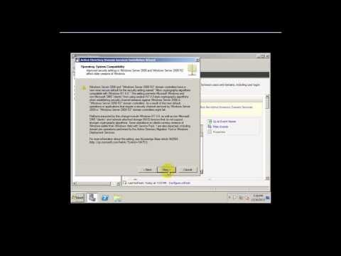 AD DS and DNS Installation and Configuration