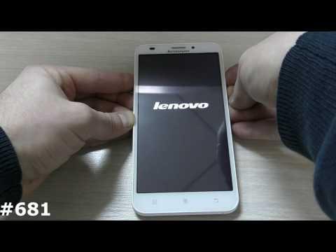 Сброс настроек Lenovo A916 (Hard Reset Lenovo A916)