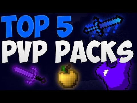 TOP 5 PVP TEXTURE PACK | Minecraft 1.7,1.8,1.9,1.10 | LOW FIRE/FPS BOOST/NO LAG