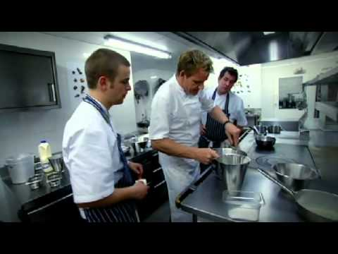 Easy chocolate mousse - Gordon Ramsay