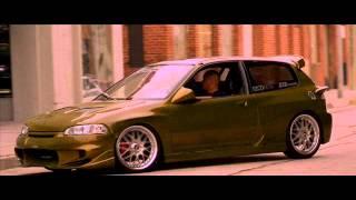 Autos de Rápido y Furioso 1// The Fast and The Furious Cars
