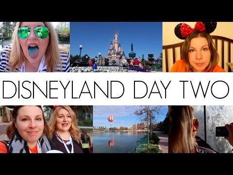 RACE AROUND AN EMPTY PARK / Disneyland Day 2 / #RunDisneyFrance
