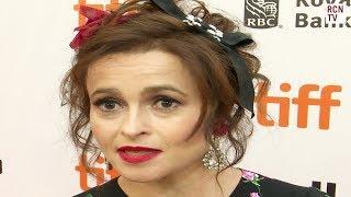 Helena Bonham Carter Interview 55 Steps Premiere