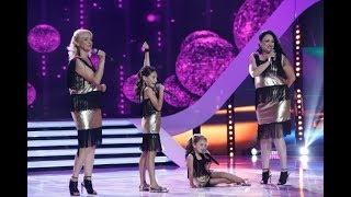 Abba - Mamma Mia. Vezi cum cântă Sofia & Anne Marie Dinu, la Next Star!