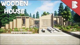Minecraft Crazy Modern Beach House Build Review 2017