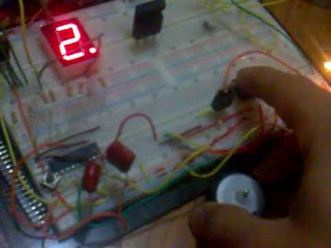PWM Using Pic MicroController to Control The Speed of a Dc Motor.