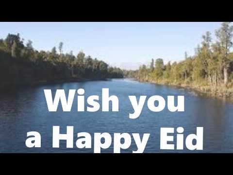 e Card Ied Mubarak Greetings for Muslim / Video Ucapan Selamat Hari Raya Idul Fitri