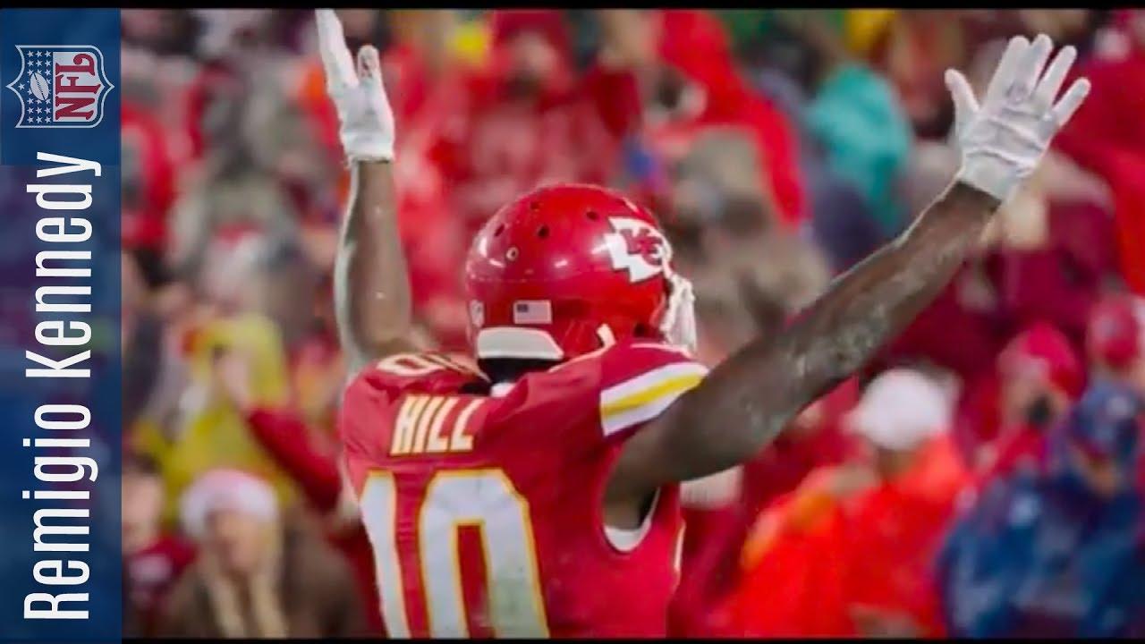 Tyreek Hill || Kansas City Chiefs || 2016 Rookie Highlights