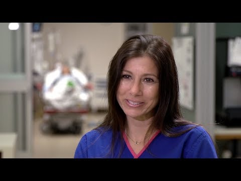 Parkland Health - Nurse Tullia Davis with Emergency Department