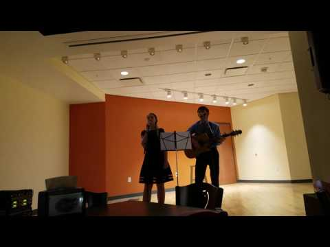 (Andy Grammer) Keep Your Head Up - David and Perri