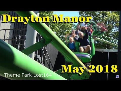 Drayton Manor 2018