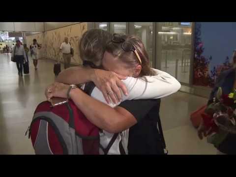 NC woman stuck in Honduras returns home
