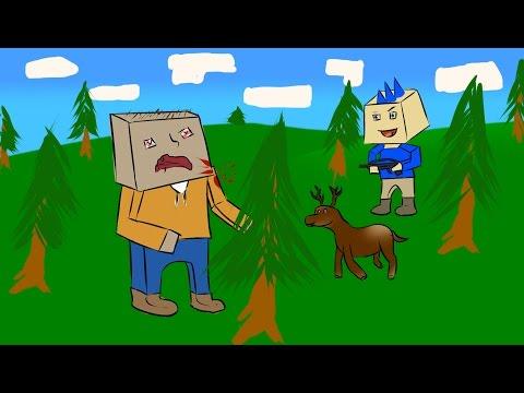 Unturned Adventures / Washington State / ZOMBIES!!!