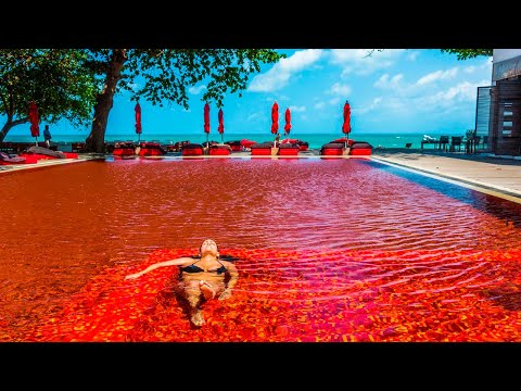 10 MOST INSANE POOLS THAT WILL BLOW YOUR MIND