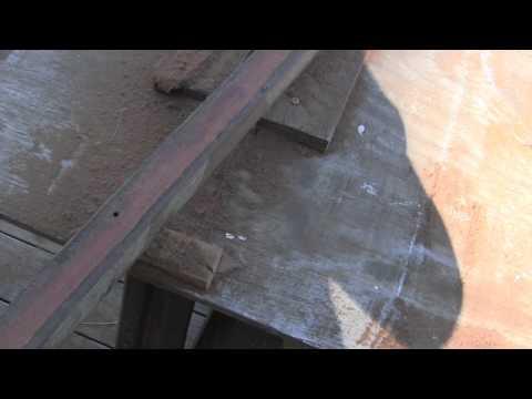 Redwood Deck project