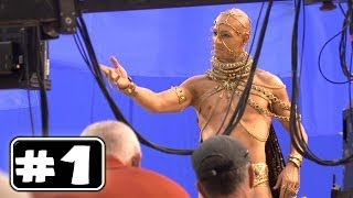 Behind the Scenes of 300 RISE OF AN EMPIRE [Making Of # 1]