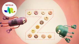 Letter Z   StoryBots ABC Alphabet for Kids   Netflix Jr