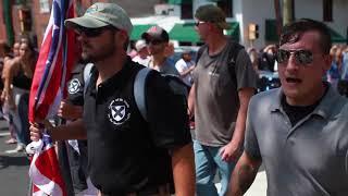 Alt-Right Rally Charlottesville, VA Aug 12