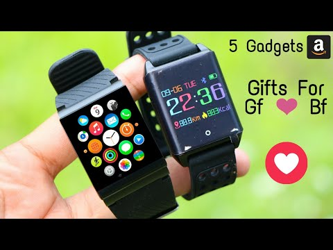 5 CooL Gadgets for LOVE Gifts 2018 You Can Buy on Amazon ✅ NEW TECHNOLOGY SMARTPHONE GADGETS