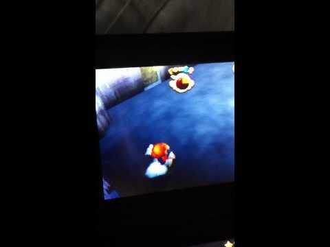 Super Mario 64 D.S. - How to unlock Mario Luigi and Wario [Saba and Daniel Vidz].MOV