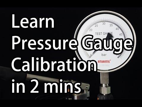 Learn pressure gauge calibration #test gauge
