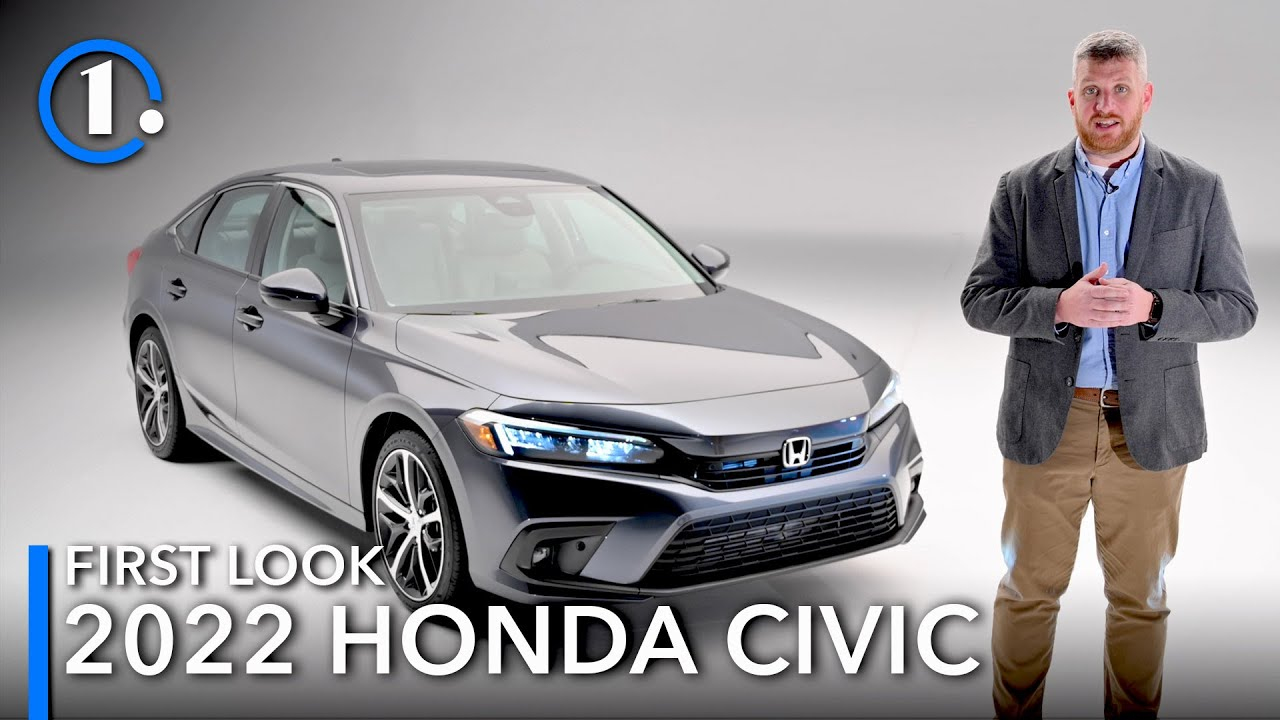 2022 Honda Civic: First Look (Up-Close Details)