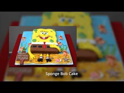 Kids Birthday Cakes from Cake Wellington
