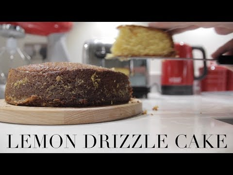 Best Lemon Drizzle Cake - VEDO 4