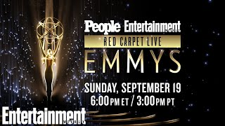 🔴 2021 Emmy Awards: Red Carpet Live | September 19, 6PM ET | Entertainment Weekly