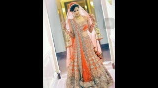 special dulhan collection for walima 2017 2018 latest fashion in pakistan and in india