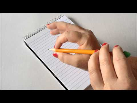 How to Teach Proper Pencil Grip to Kids {The